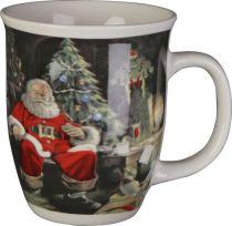 SBS-04 Кружка с изображением Дед Мороз Mister Christmas (h=14 см) купить