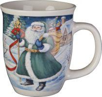 SBS-08 Кружка с изображением Дед Мороз Mister Christmas (h=14 см) купить