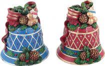SK-405 Свеча Колокол Mister Christmas (h=11 см; цвет: в ассортименте) купить