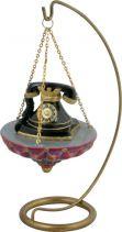 SK-601/09 Статуэтка Телефон Mister Christmas (h=23,5 см) купить