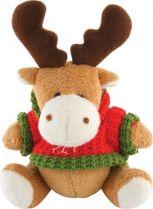 STT-01 Брелок Mister Christmas (h=7 см; в ассортименте) купить