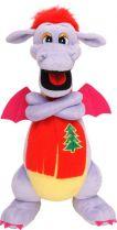 TV-2012/3 Мягкая игрушка Дракон Mister Christmas (h=33 см; цвет: фиолетовый) купить