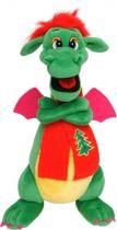 TV-2012/4 Мягкая игрушка Дракон Mister Christmas (h=33 см; цвет: зеленый) купить