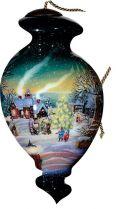 US 118-WI-DM Новогодний сувенир Mister Christmas (h=18 см) купить