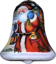 US 245-PT-SW Новогодний сувенир Mister Christmas (h=8 см) купить