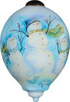 US 442-SN-SW Новогодний сувенир Mister Christmas (h=14 см) купить