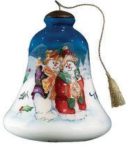 US 786-SN-ED Новогодний сувенир Mister Christmas (h=12 см) купить