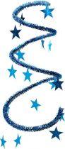 Z 572 Украшение фольгированное Mister Christmas (l=0,7 м; цвет: синий) купить