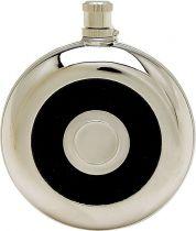 801 (PU) BLACK Фляжка подарочная Bradford (v=240 мл; цвет: черный; кожа) купить
