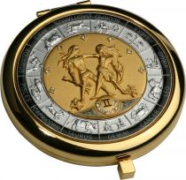 A-6105 Зеркало подарочное Близнецы Rivoli Знаки зодиака купить