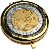 A-6110 Зеркало подарочное Скорпион Rivoli Знаки зодиака купить