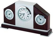 A9015 Часы настольные с термометром и гигрометром Linea del Tempo купить