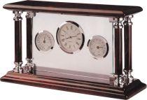 A9059R Часы настольные с термометром и гигрометром Linea del Tempo купить