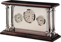 A9059 Часы настольные с термометром и гигрометром Linea del Tempo купить