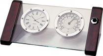 A9073 Часы настольные с термометром Linea del Tempo купить