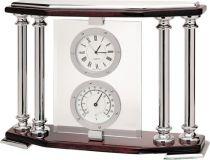 A9076 Часы настольные с термометром Linea del Tempo купить
