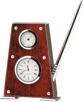 A9078 Часы настольные с термометром Linea del Tempo купить