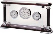 A9088 Часы настольные с термометром и гигрометром Linea del Tempo купить