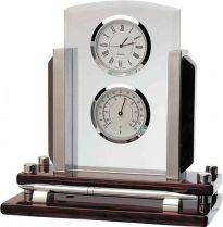 A9104 Часы настольные с термометром Linea del Tempo купить