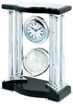 A9142 BL Часы настольные с глобусом Linea del Tempo купить