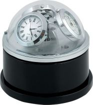 A9146 BL Часы настольные с термометром и гигрометром Linea del Tempo купить