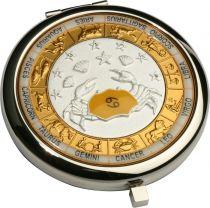 B-6106 Зеркало подарочное Рак Rivoli Знаки зодиака купить
