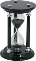 BLSCBLWOODSRLEG (417) Часы песочные Linea del Tempo (цвет: черный) купить