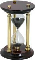 BLSCBRGDLEG (493) Часы песочные Linea del Tempo (цвет: черный) купить