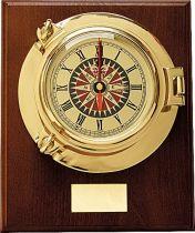 CK043MW Часы настенные Иллюминатор Sea Power купить