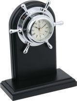 CK095CC Часы настольные Штурвал Sea Power купить