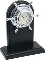 CK095FC Часы настольные Штурвал Sea Power купить