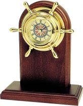 CK097 Часы настольные Штурвал Sea Power купить