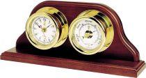 CK111 Часы настольные с барометром Sea Power купить