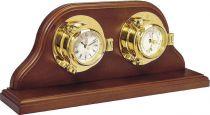 CK121 Часы настольные с барометром Sea Power купить