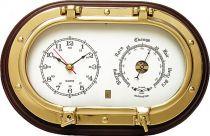 CK140 Часы настенные с барометром Sea Power купить