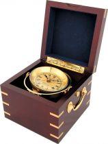 CK183 Часы в деревянной шкатулке Sea Power купить
