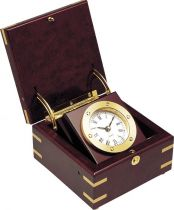 CK307 Часы в деревянной шкатулке Sea Power купить