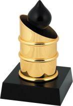 GH20 GOLD/BLACK Сувенирное изделие Баррель Ottaviani купить