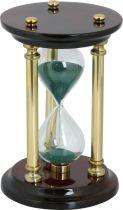 GSCBRGDLEG (509) Часы песочные Linea del Tempo (цвет: зеленый) купить
