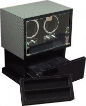 LDT-102CF Шкатулка для часов с автоподзаводом Linea del Tempo купить