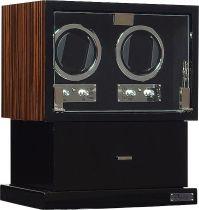 LDT-102EB Шкатулка для часов с автоподзаводом Linea del Tempo купить