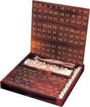 RR901 Набор для игры бинго Renzo Romagnoli (цвет: коричневый; полимер) купить
