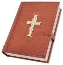 Библия большая с крестом [Р_019(кр)] купить