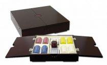 Настольный набор для игры в покер (карты+фишки) [TK268] купить