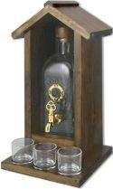 Бутыль на подст. и 4 стакана [603] купить