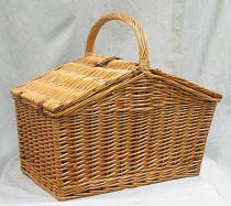 Набор для пикника на 4 персоны (корзина + 31 прибор) [M1144] купить