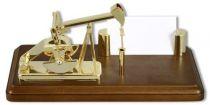 Визитница с нефтяной вышкой [GH-W-1052] купить