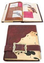 """Книга """"Охотничье оружие мира"""" с зол. срезом [Р_042] купить"""
