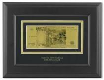 Картина с банкнотой 5000 руб. [HB-145] купить