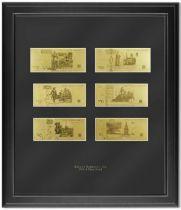 Картина с банкнотами (Россия) [HB-147] купить